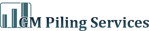 GM Piling Services, Logo